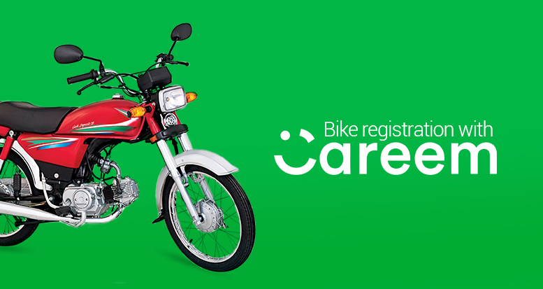 Careem Bike Registration & Captain Requirement In Lahore & Karachi