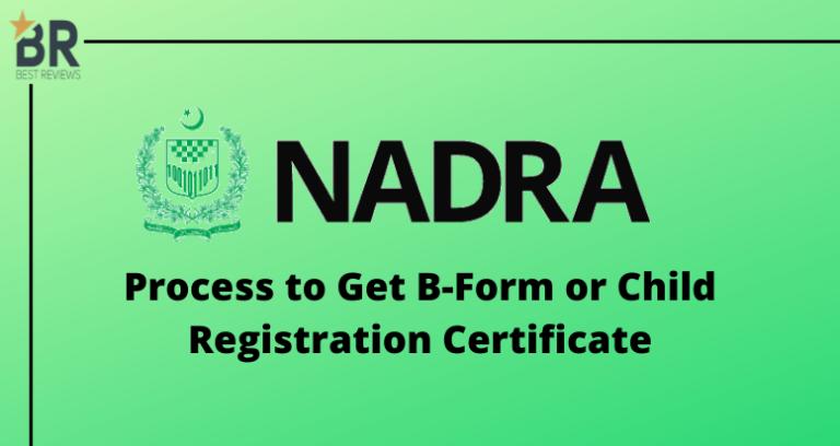 Child Birth Certificate Nadra