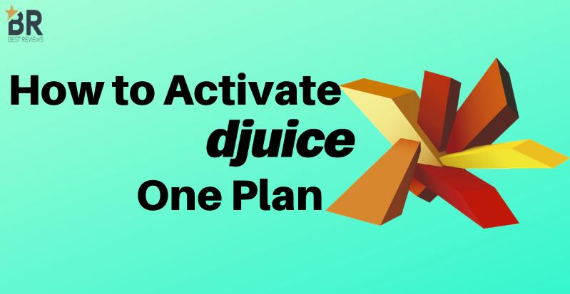 Djuice One Plan