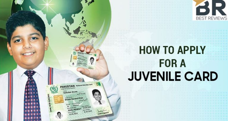 How to Apply For A Juvenile Card