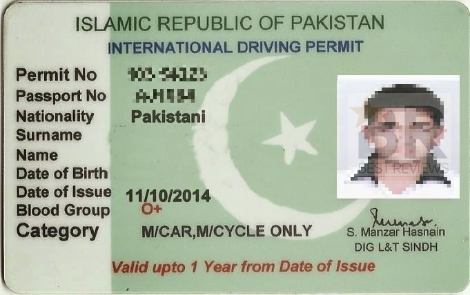 How To Obtain A Driving License In Pakistan